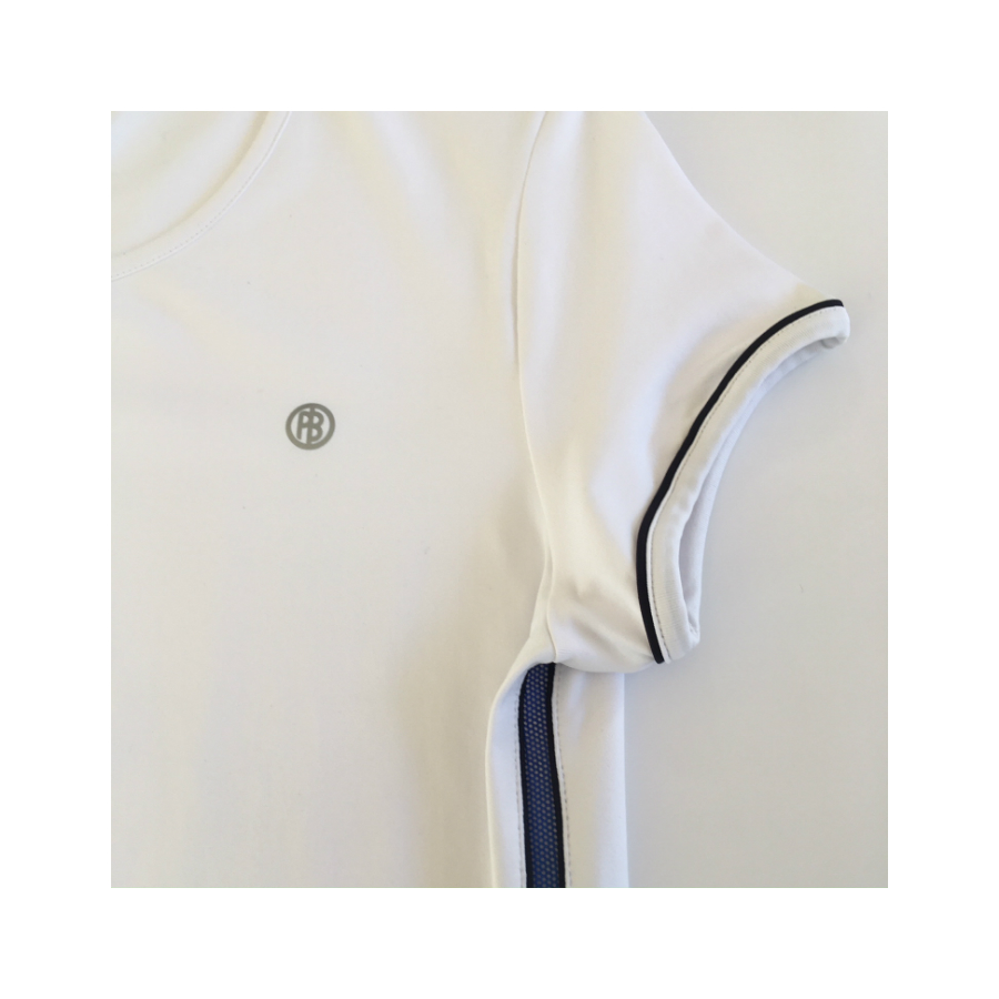 Poivre Blanc Tennis Ladies T-shirt