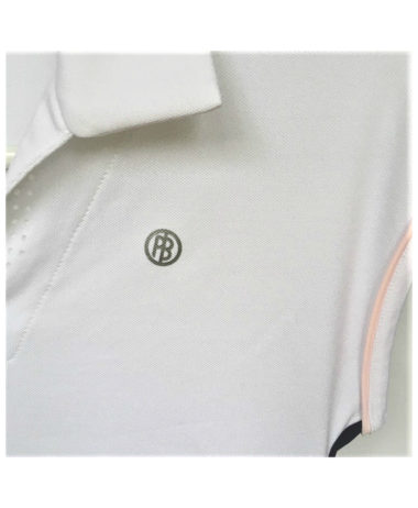 Poivre blanc tennis ladies polo shirt