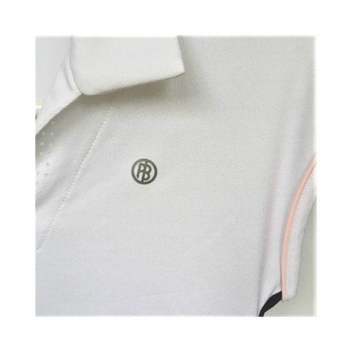 Poivre blanc womens polo shirt