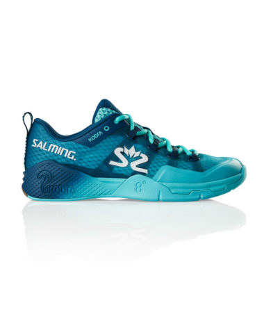 salming kobra 2 mens indoor shoe - blue