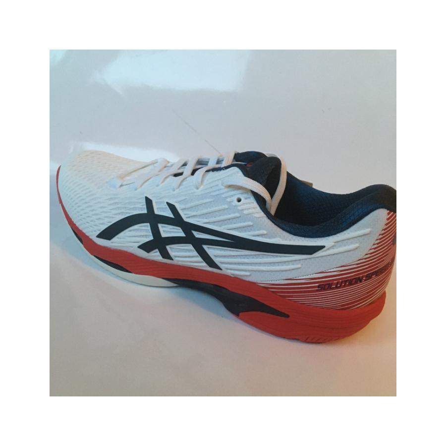 Asics solution speed FF 2 Mens Tennis Shoe - White