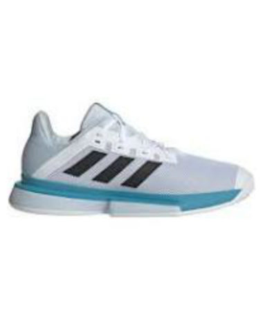 aDIDAS sOLEMATCH BOUNCE mENS tENNIS SHOE 2021