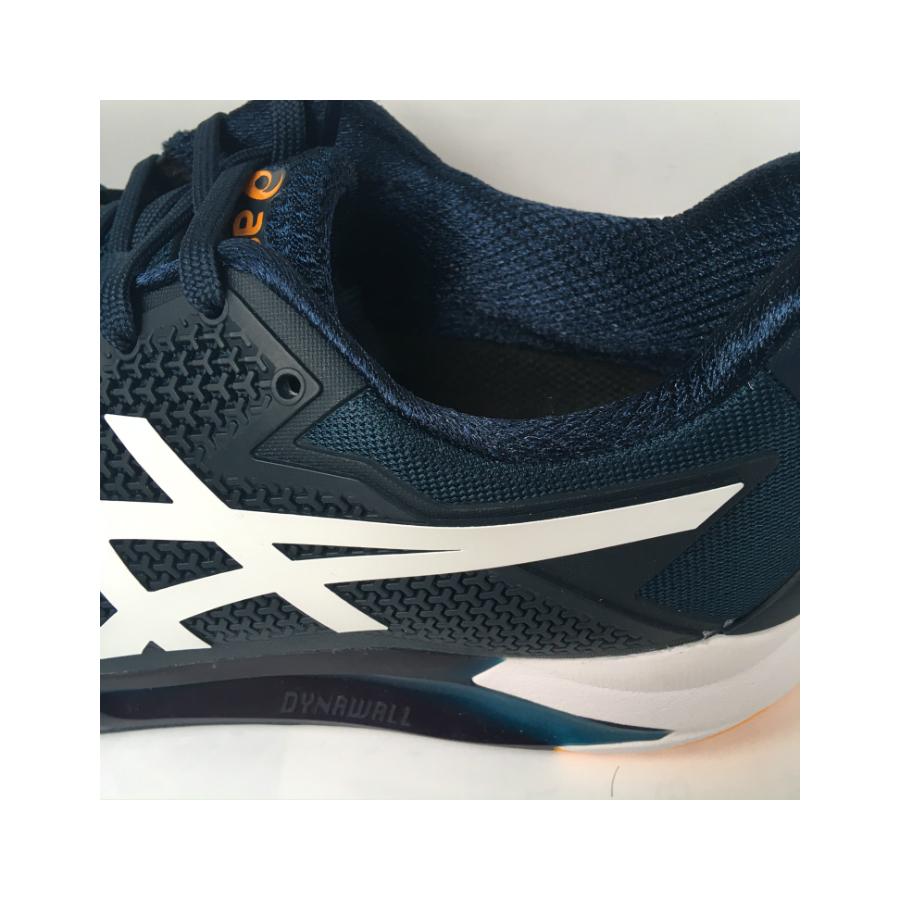 Asics Gel-Resolution 8 mens Tennis shoe - French blue / White