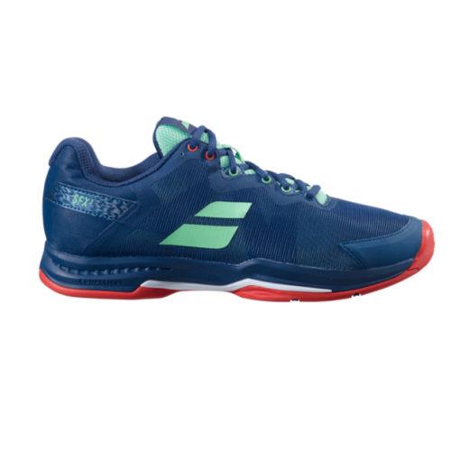 Babolat SFX 3 Mens Shoe Majolica Blue