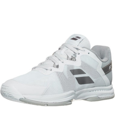 Babolat SFX 3 Women's Tennis Shoe 2021 White Silver