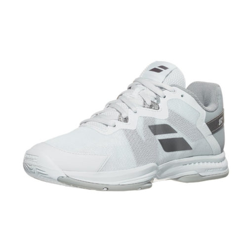 Babolat SFX 3 Tennis Shoe white silver