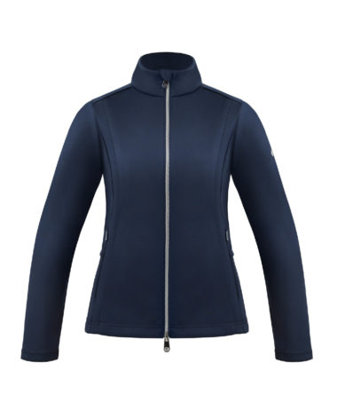 Poivre Blanc Tennis Ladies Jacket 2021 - Oxford Blue