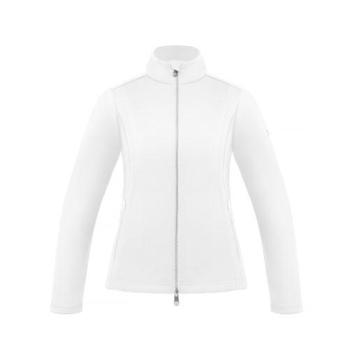 Poivre Blanc Tennis Ladies White Jacket 2021