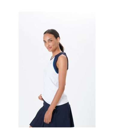 Poivre blanc Tennis Ladies Tank 2021