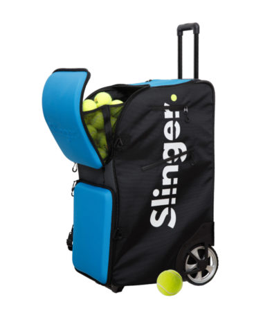Slinger bag Tennis Ball Machine