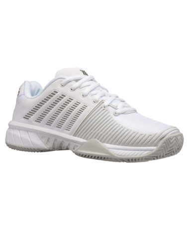 K-Swiss Womens Express Light 2 HB Tennis Shoe - White