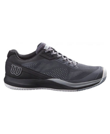 Wilson rush Pro 3.5 Mens tennis shoe 2021 - dark grey