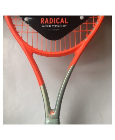 hEAD GRAPHENE 360+ rADICAL mP tENNIS rACKET 2021