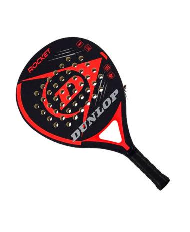 dunlop rocket red padel racket 2021