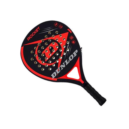 Dunlop Rocket red padel racket