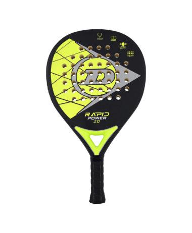 dunlop rapid power 2.0 Padel Racket 2021