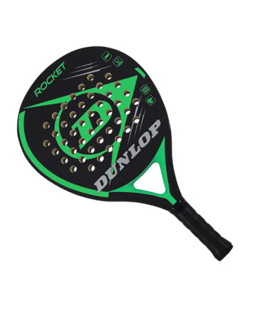Dunlop Rocket Green Padel Racket