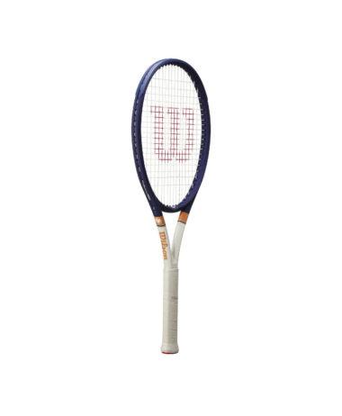 wilson 100 V3 roland Garros edition Tennis racket 2021