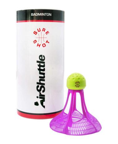 Sure Shot Air Badminton Outdoor Shuttlecock