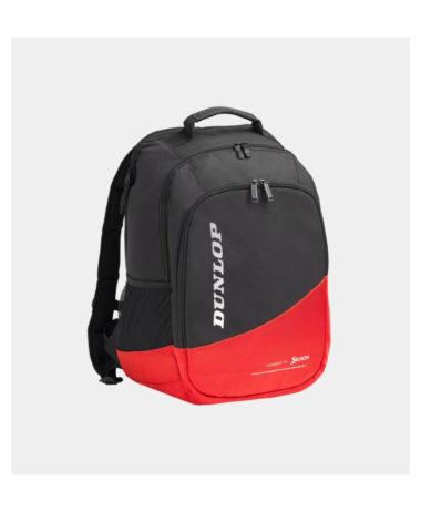 Dunlop CX Performance Tennis Backpack - Black/Red 2021