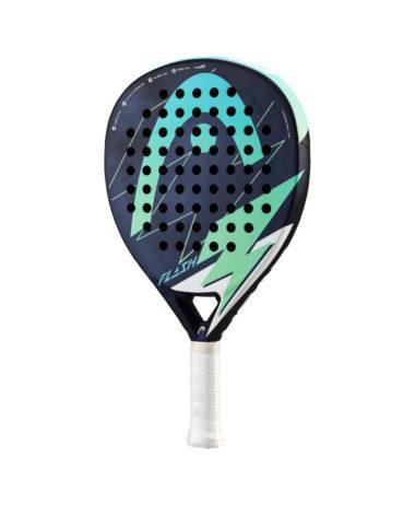 Head Flash Padel Racket 2021 - Black/Green