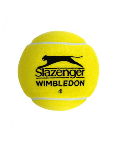 Slazenger Wimbledon Tennis Balls - One dozen