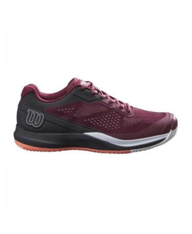 Wilson Rush Pro 3.;5 Women's Tennis Shoe - Fig Fusion