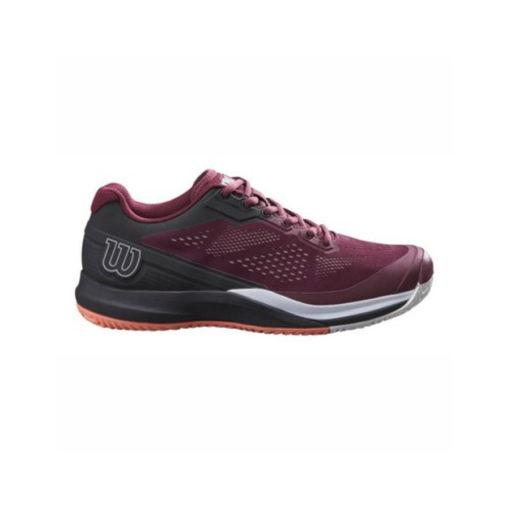 Wilson Rush Pro 3.5 Tennis Shoe – Fig Fusion