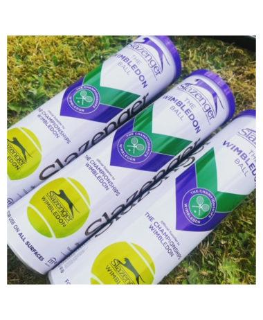Slazenger Wimbledon Tennis Balls 2021 - one dozen