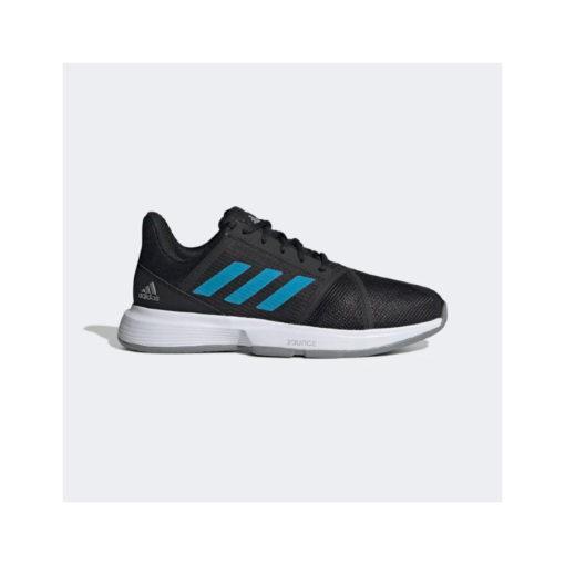 Adidas Court Jam Bounce core Black Aqua