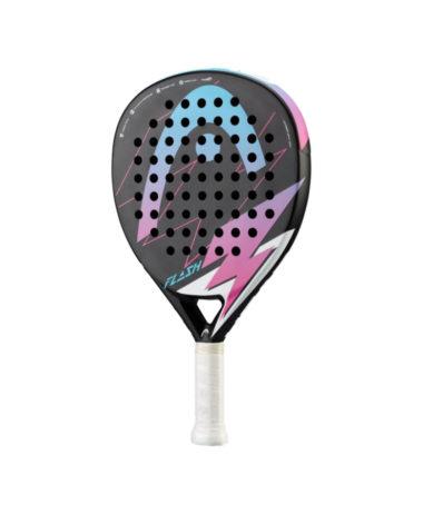 Head Flash padel racket pink black